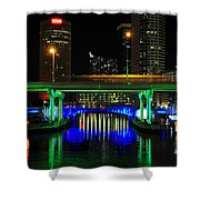 Hillsborough Crossing Shower Curtain