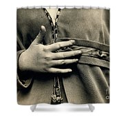Hine: Child Labor, 1916 Shower Curtain