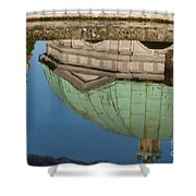 Hofgarten Fountain Shower Curtain