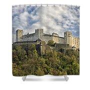 Hohensalzburg Castle Shower Curtain