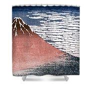 Hokusai: Fuji Shower Curtain