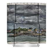 Holiday Memories Shower Curtain