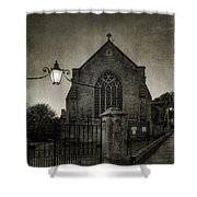 Holy Trinity Church Bradford On Avon England Shower Curtain