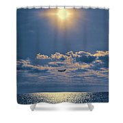 Holy Trinity Of Tourism Shower Curtain