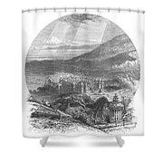 Holyrood Palace Shower Curtain