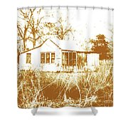Home Place Shower Curtain