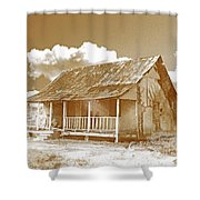 Home Sweet Home Dreams Shower Curtain