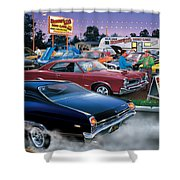 Honest Als Used Cars Shower Curtain