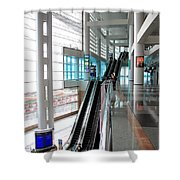 Hong Kong Convention And Exhibition Centre Shower Curtain