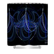 Hooked Shower Curtain
