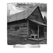 Hope Of Yesteryear Shower Curtain