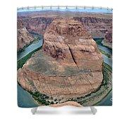 Horseshoe Bend Near Page - Arizona Shower Curtain