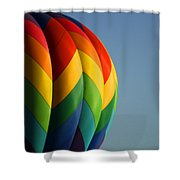 Hot Air Balloon 3 Shower Curtain