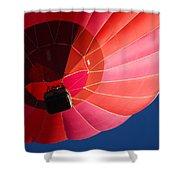 Hot Air Balloon 4 Shower Curtain