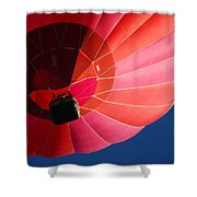 Hot Air Balloon 4 Shower Curtain