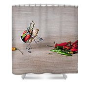 Hot Delivery 02 Shower Curtain