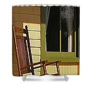 Hot Seat II Shower Curtain