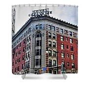 Hotel Lafayette Series 0001 Shower Curtain