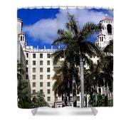 Hotel Nacional De Cuba Shower Curtain