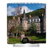 Hotel Tigh Mor Trossachs. Perthshire. Scotland Shower Curtain