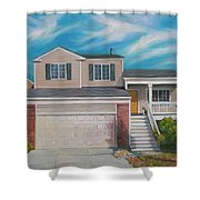 House Commision Shower Curtain