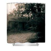 House- Delta Louisiana Shower Curtain
