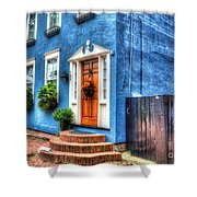 House Of Blues Shower Curtain