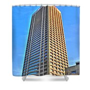 Hsbc Tower Shower Curtain