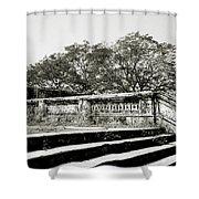 Hue  Shower Curtain