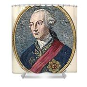Hugh Percy (1742-1817) Shower Curtain
