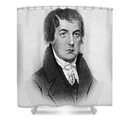 Humphrey Marshall Shower Curtain