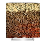 Hungry Vines Shower Curtain