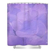 Hydrangea Whispers Shower Curtain