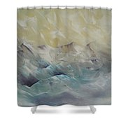 I Like It When It's Cold  Shower Curtain