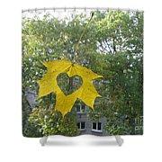 I Love Autumn 02 Shower Curtain