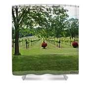 I Must Be Dreaming Shower Curtain