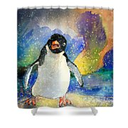 I Only Want A Warm Hug Shower Curtain