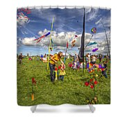 I Want That Kite Shower Curtain