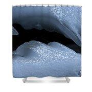 Ice 21 Shower Curtain