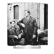Idaho: Labor Leaders, 1907 Shower Curtain