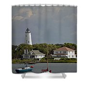 Idle Hours Shower Curtain