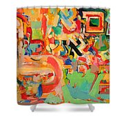If I Am Not For Myself Who Will Be For Me Shower Curtain