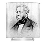 Ignaz Moscheles (1794-1870) Shower Curtain
