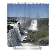Iguazu Falls Shower Curtain