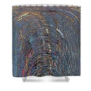 Impulsive Reflexive Outflow Shower Curtain