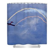 In The Loop Shower Curtain