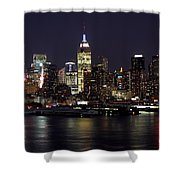 Independence Day  Shower Curtain by Living Color Photography Lorraine Lynch