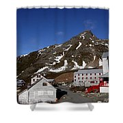 Independence Mine Shower Curtain