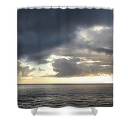 Indian Ocean 3 Shower Curtain