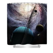 Indra, A Fast Spinning Gas Giant Shower Curtain